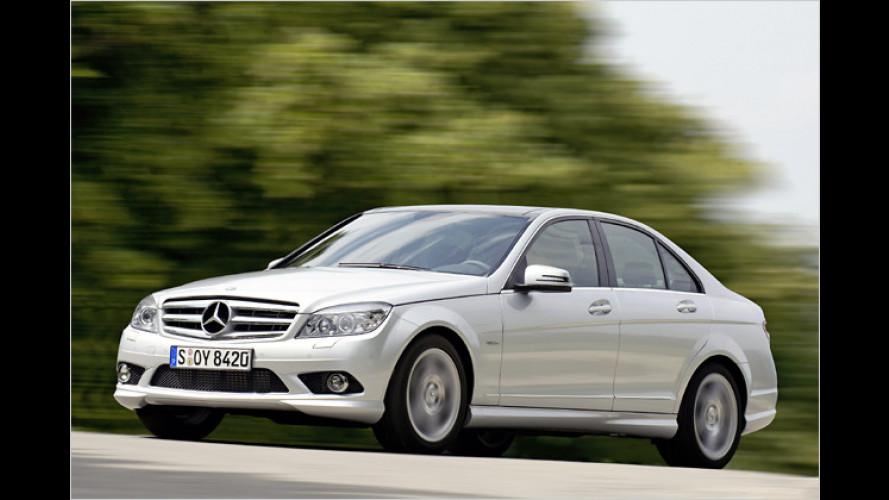 Hohe Leistung, niedriger Verbrauch: Neue C-Klasse-Motoren