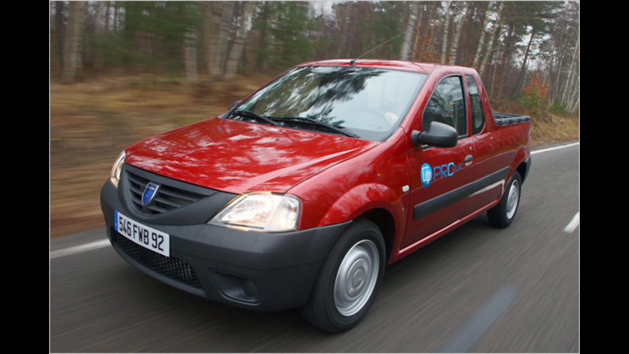 Dacia Logan Pick-Up 1.5 dCi Ambiance