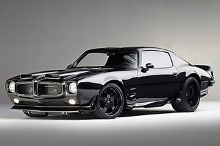 1,200HP Pontiac Firebird Sells for Cheap at Chicago Auction
