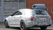 2017 Mercedes-AMG E63 Estate spy photo