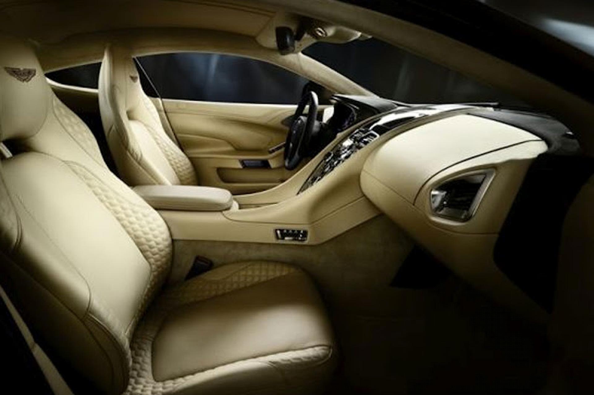 Aston Martin Vanquish Leaked Online