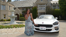 Fiat 124 Spider for Playboy Playmate of the Year