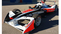 Mahindra Racing 2017 season car
