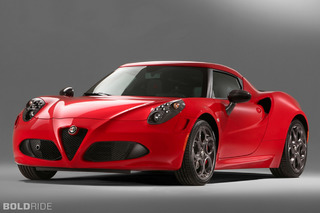 Which Historical Alfa Romeo is Closest to the All-New 4C?