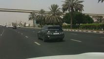 2010 Mercedes-Benz E-Class wagon spy photo in Dubai
