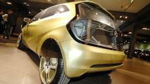Mercedes BlueZero Concept