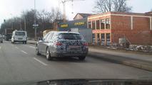 BMW 5-Series Touring spy photo 09.03.2010