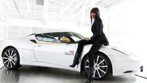 Naomi Campbell Lotus Evoras Raise 1.4million for Haiti Relief
