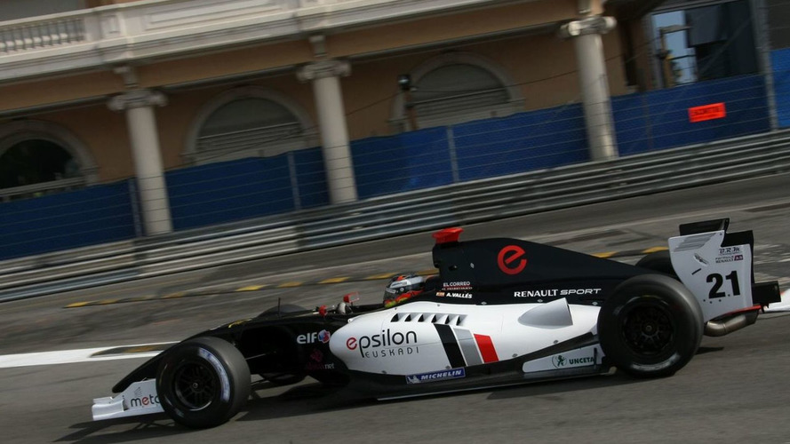 Epsilon Euskadi yet to complete 2011 F1 budget