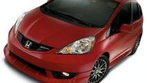 2010 Honda Fit Sport with MUGEN accessories