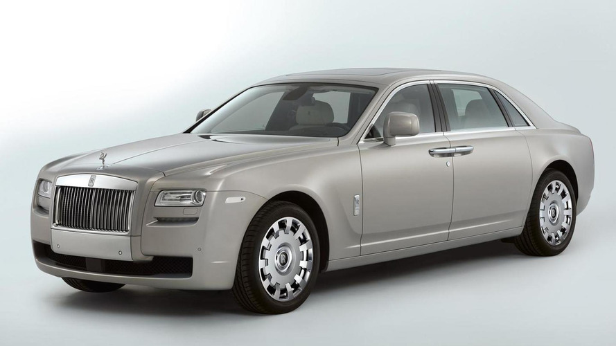 Rolls-Royce has no plans to move down market