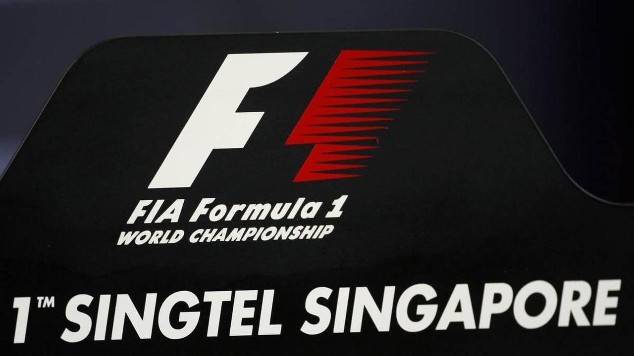 Singtel Singapore - Formula 1 World Championship, Rd 15, Singapore Grand Prix, 25.09.2008