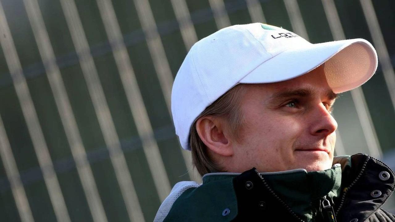 Heikki Kovalainen (FIN), Lotus F1 Team - Formula 1 Testing, 17.02.2010, Jerez, Spain