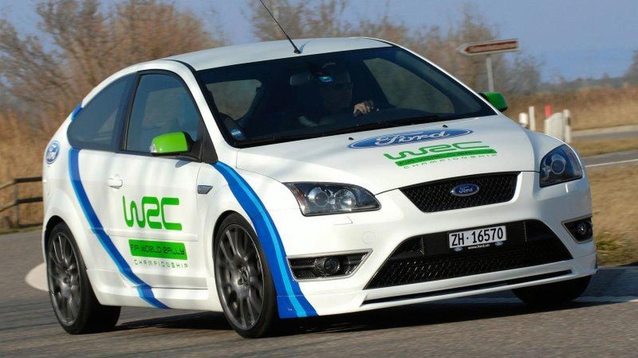 Ford Focus ST WRC Edition