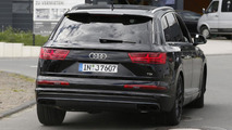 Audi SQ7 spied in Germany