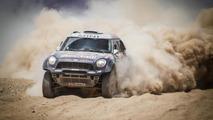 Nasser Al-Attiyah (QT) - MINI ALL4 Racing # 301