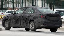 2016 Fiat Linea spy photo