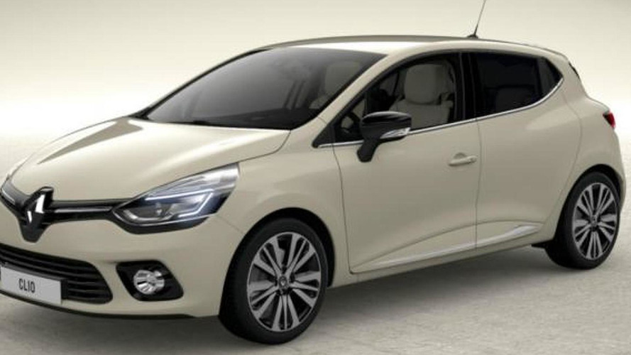 Renault Clio Initiale Paris quietly introduced in France