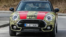 2016 MINI Clubman spy photo
