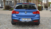 BMW 1-Series facelift with M Sport Package