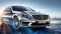 2014 Mercedes S-Class leaked photo 30.4.2013