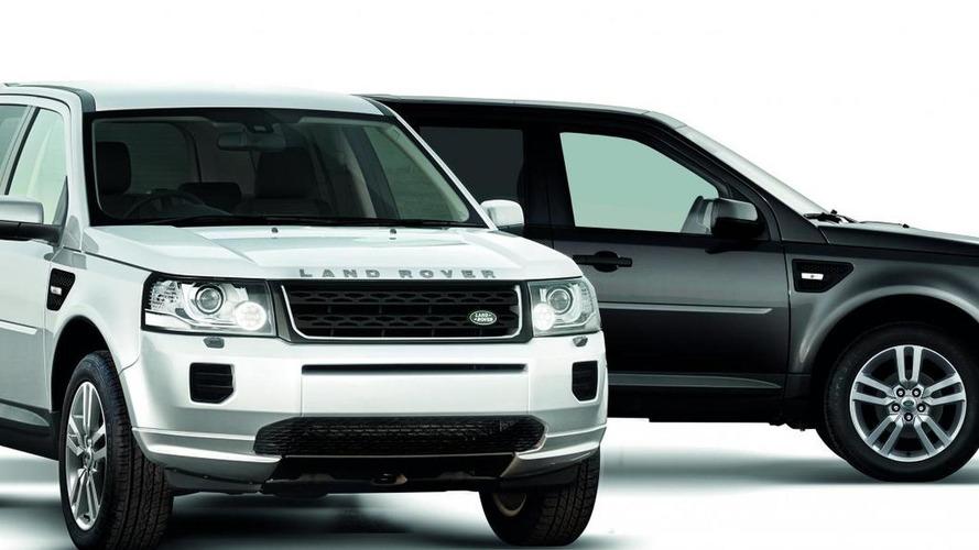 Land Rover Freelander 2 gets limited Black & White edition