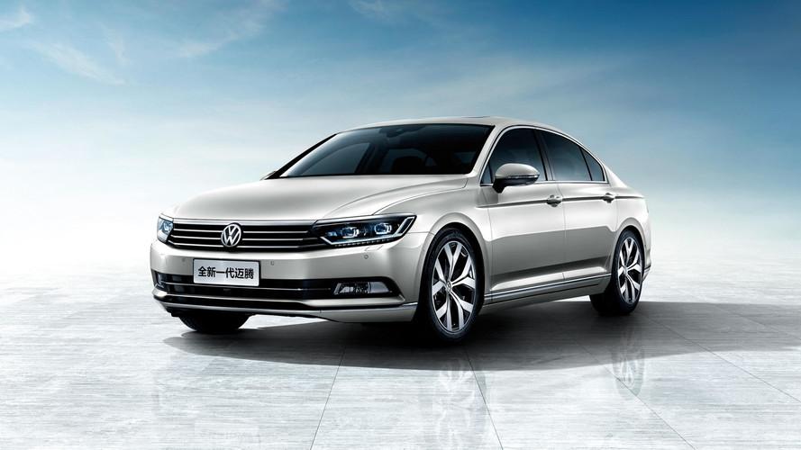 Volkswagen Magotan - China