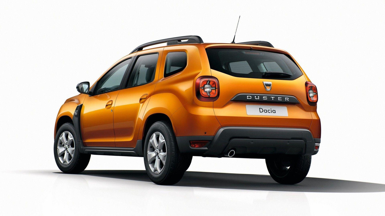 2018 dacia duster official image photo. Black Bedroom Furniture Sets. Home Design Ideas