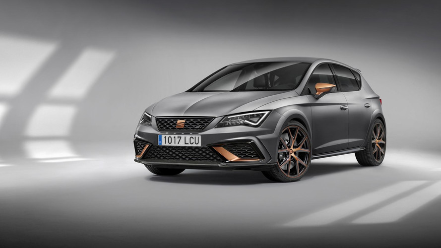 Seat's New Leon Cupra R Limited To 799 Cars
