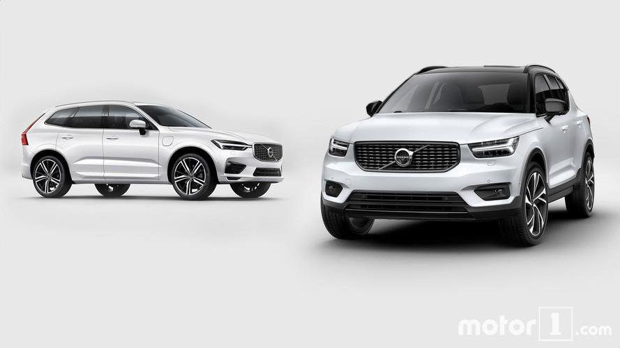 Volvo XC40 2018 vs. XC60, ¿cuál es mejor?