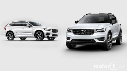 Volvo XC40 vs. XC60: How The New, Little Swede Stacks Up