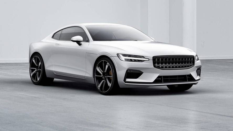 Polestar Production Centre getting customer test track