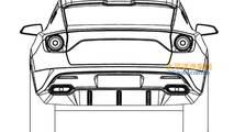 Lotus SUV patent görüntüleri