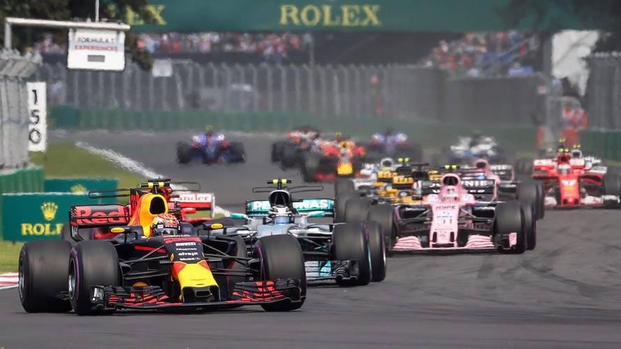 La Formule 1 dévoile les détails du projet moteur de 2021