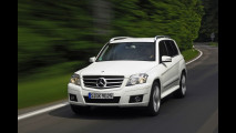 Mercedes GLK 220 CDI BlueEFFICIENCY