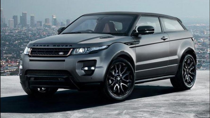 Range Rover Evoque Special Edition with Victoria Beckham