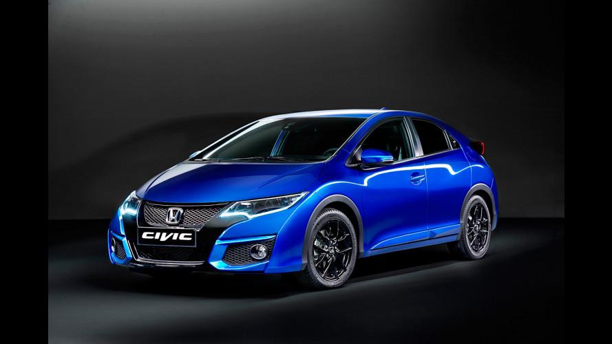 Honda Civic restyling, ora anche Sport