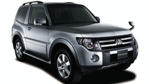 New Mitsubishi Pajero - Short Wheelbase