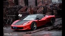 SR Auto Group Ferrari 458 Italia