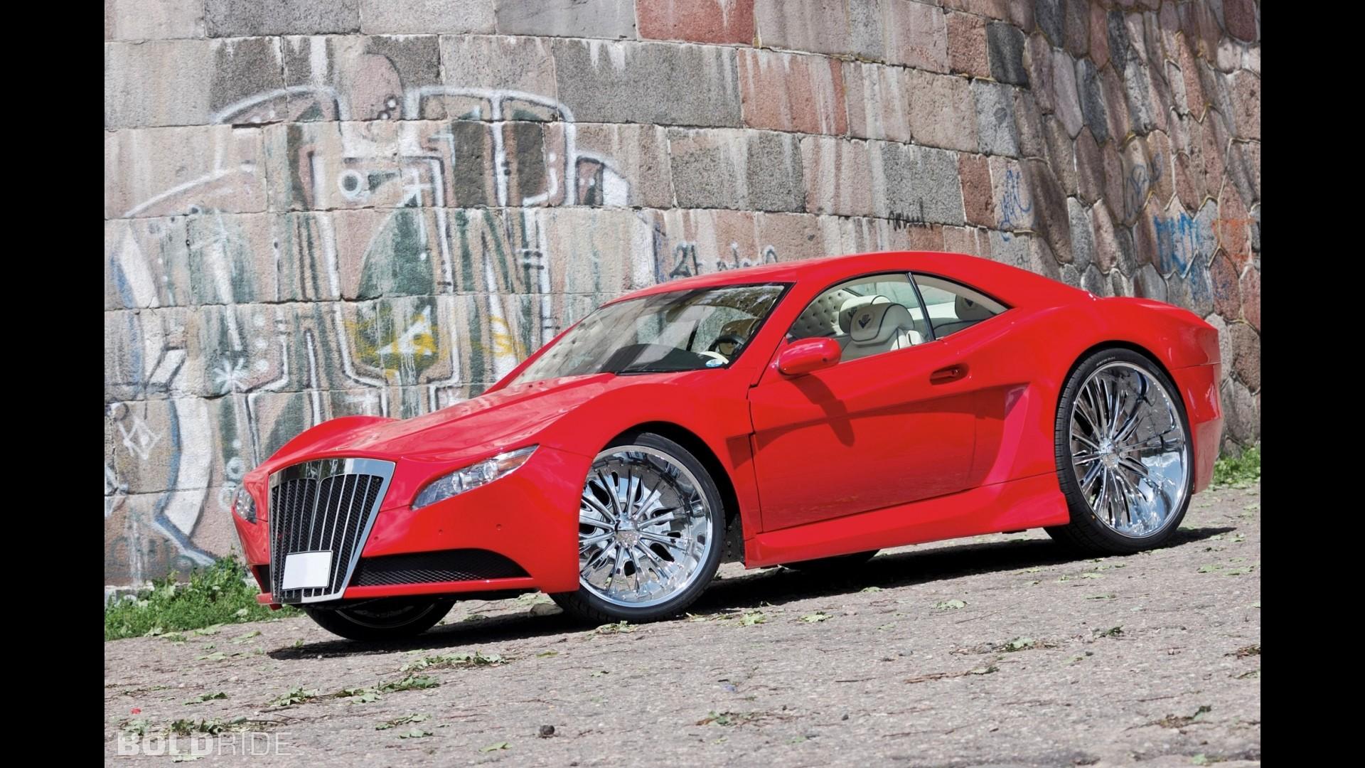 Mercedes benz cl500 ag excaliber for Mercedes benz cl500