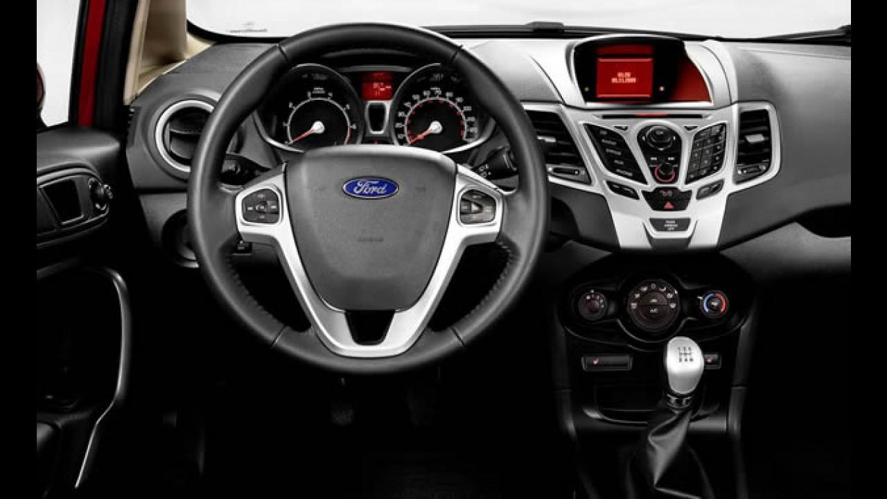 Ford inicia produção do Novo Fiesta no México – Modelo chega ao Brasil no 2° semestre