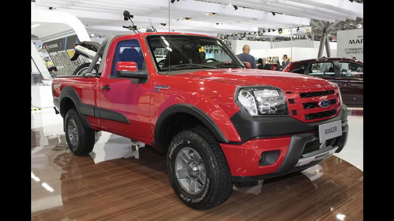 Ford inicia vendas da Ranger Sport 2011