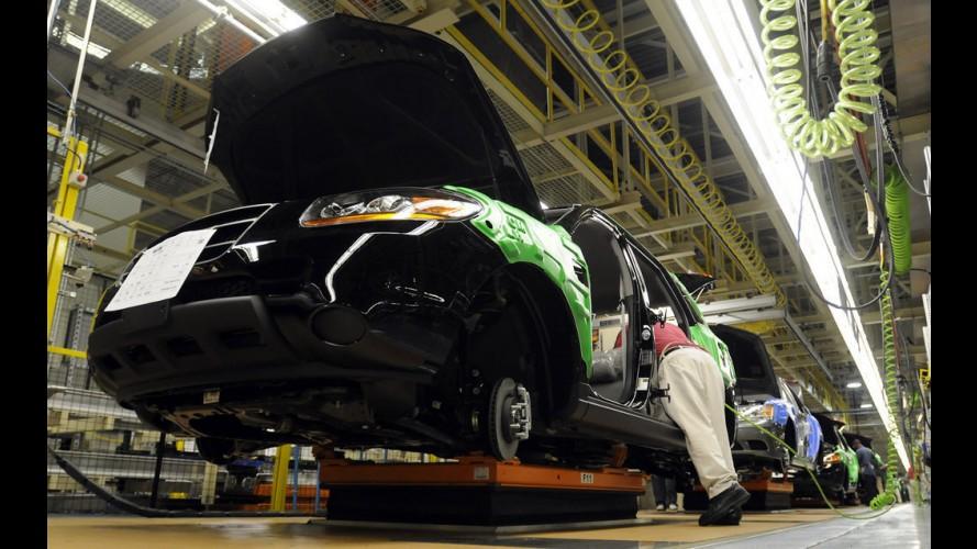 Funcionários da Hyundai na Coreia farão greve parcial de dois dias
