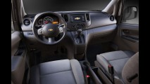 EUA: Chevrolet lança van City Express baseada na Nissan NV200