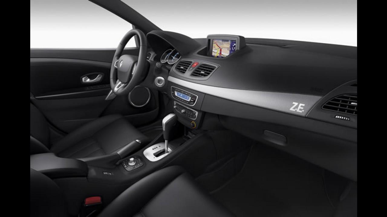 Novo Mégane 100% Elétrico: Renault apresenta a versão definitiva do Fluence ZE