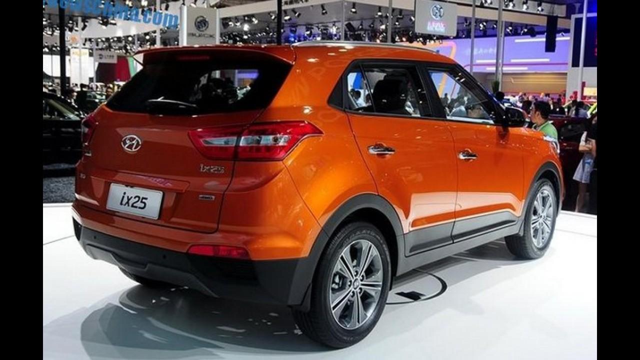 Hyundai descarta ix25 e considera SUV compacto inédito