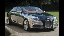 Bugatti Galibier de produção poderá ter visual distinto do conceito