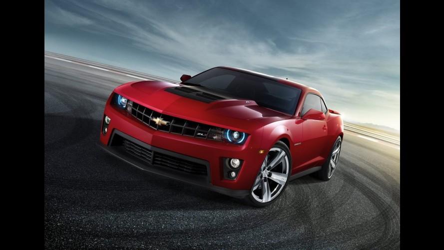 ESPORTIVOS, resultados de dezembro: Chevrolet Camaro sem adversários