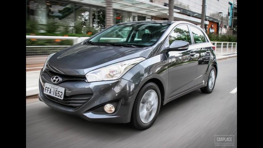 Hyundai HB20 pode ganhar central multimídia ainda em 2013