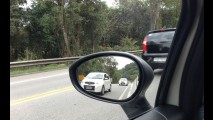 Flagra: VW realiza testes finais do Up! em bloco